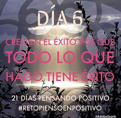 21 dias pensado positivo@