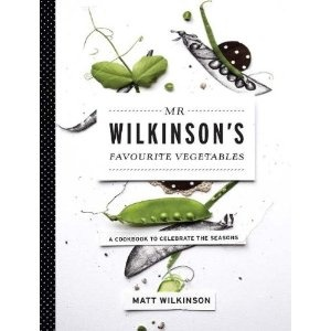 The very clever Mr Matt Wikinson shares with us his favourite veg! gorgeous !