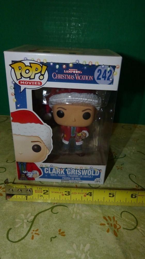 National Lampoon's Christmas Vacation Clark Griswold Pop! Vinyl Figure 242