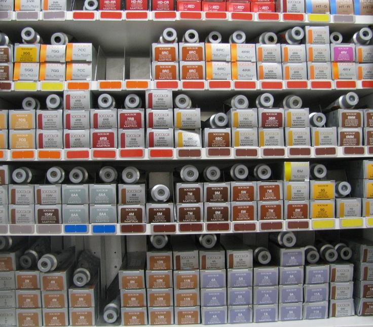 The Colour Organizer | Hair Color Organizer | #1 Salon Equipment | Salon StorageHair Color