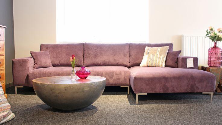 WoontrendsXL | #woonkamer #loungebank #salontafel #bowl #byboo #florisvangelder