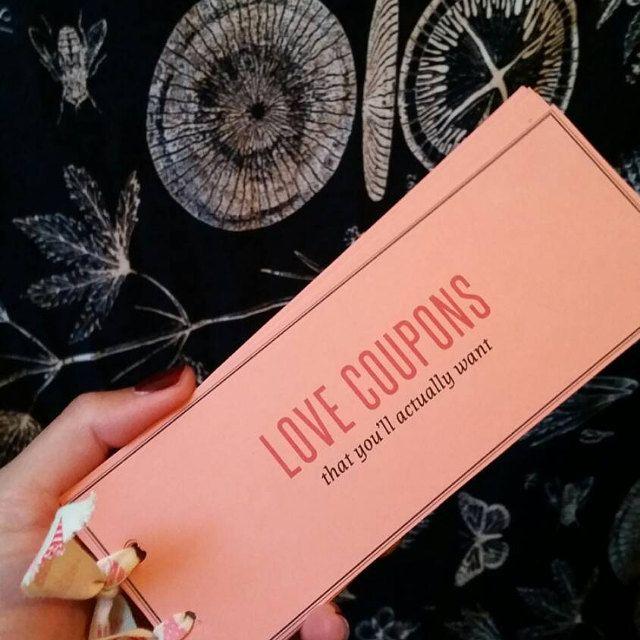 Fun Love Coupon Book – Geschenk für sie – 12 lustige druckbare Gutscheine für Freund / Freundin, Jubiläum. DIY Valentines Geschenk für ihn PDF   – Boyfriend