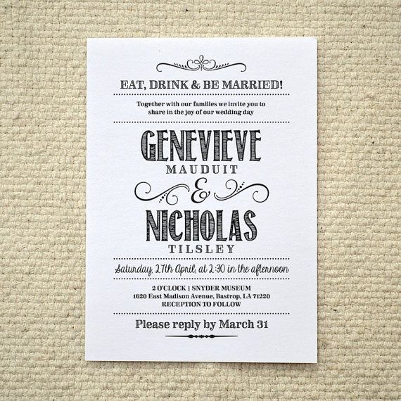 The 89 best images about Wedding on Pinterest Hair, Marriage and - invitation free download