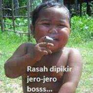 Foto Komentar Kacebook Bahasa Jawa