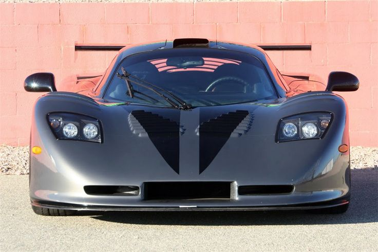 Mosler Land Shark Barrett Jackson Sports Car Carros