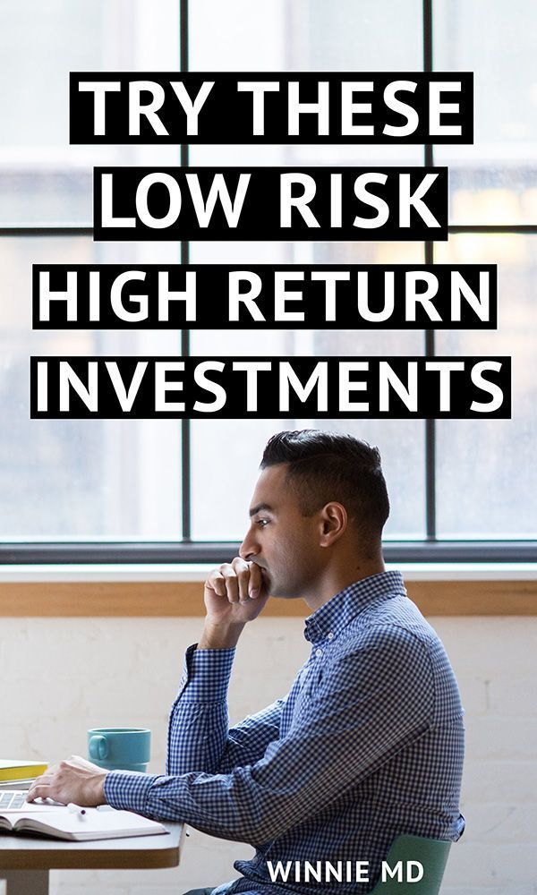Low risk investments with high returns
