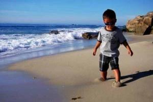 Good beaches for kids