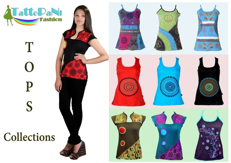 Different design, different style here are some stylist tops for you!!!