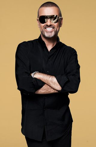 George Michael - thank you for sharing your talent, you'll be missed. Such a beautiful smile :)
