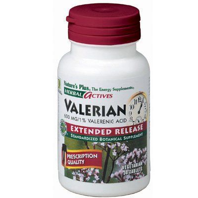 Nature's Plus Herbal Actives Extended Release Valerian is now available in superior extended delivery. Valerian, used since ancient Greek times, is believed to be one of the most valued herbs throughout the world. Nature's Plus Herbal Actives Extended Release Valerian root extract is... more details at http://supplements.occupationalhealthandsafetyprofessionals.com/herbal-supplements/valerian/product-review-for-herbal-actives-valerian-by-natures-plus-30-tablets/