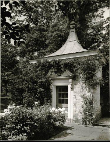 Mrs. J Ogden Armour. Garden House. David Adler
