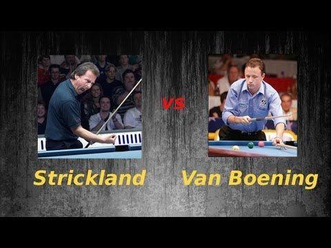 Shane Van Boening vs Earl Strickland on 10 Foot Diamond Pool Table - http://pooltabletoday.com/shane-van-boening-vs-earl-strickland-on-10-foot-diamond-pool-table/
