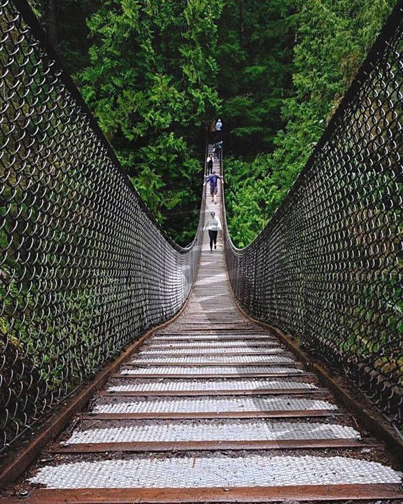 Digital Download - Suspension  Bridge by SouthamptonCreations on Etsy
