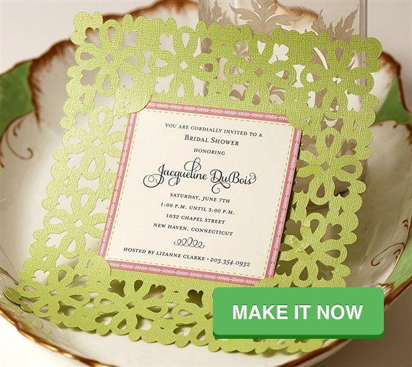 Anna griffin graphic invitation make it now in cricut for How to make wedding invitations on cricut explore