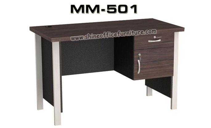 www.shineofficefurniture.com Meja kantor VIP MM-501 By Shine Furniture