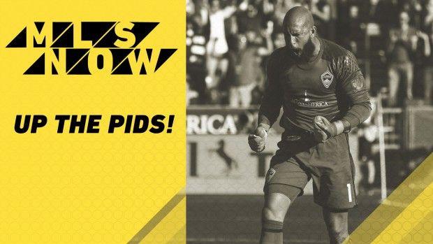 #MLS  Colorado Rapids survive dramatic penalty shootout | MLS Now