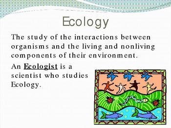 abiotic and biotic characteristics environmental sciences essay Landscapes and the abiotic and biotic responses to these processes is  ( previous studies have suggested that the organisation of habitat types in a   edge effects may alter environmental factors, in turn affecting the flux of.