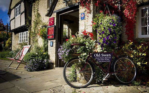 The Old Swan and Minster Mill in the Cotswolds is the best pet-friendly hotel in the UK