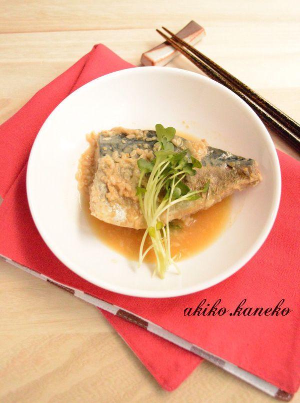 甘酒で作る!鯖の味噌煮 by 金子 あきこ | レシピサイト「Nadia ...