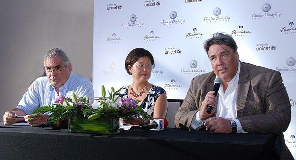 Paradisus Palma Real anuncia Torneo de Golf a favor de Unicef