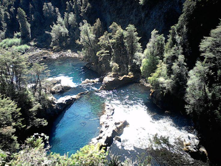 Huilo Huilo Paguipulli Región de Los Rios Chile