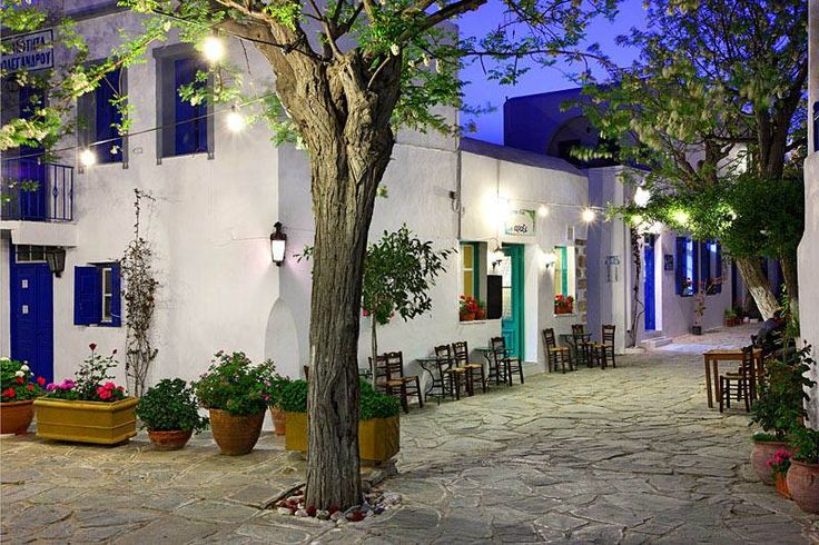 Folegandros among Europe's most beautiful villages, CNN reports.