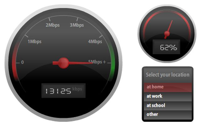 How Fast is Your Internet Connection?: CNET Bandwidth Meter Online Speed Test
