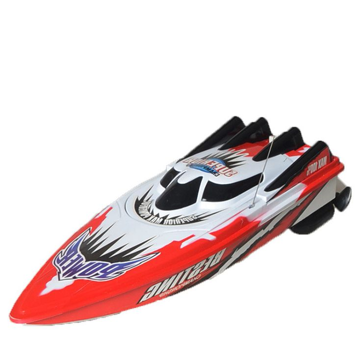 Free Shipping Remote Control RC Super Mini Speed Boat High Performance Boat Toy RC Boat High Speed Racing Boat Kid's Toys | Newest remote control toys shop