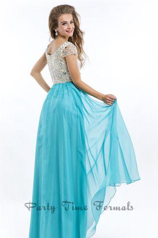 33 best Prom images on Pinterest   Modest prom dresses, Formal ...