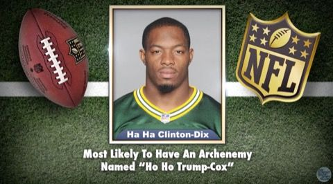 Packers-Broncos Tonight Show Superlatives -- Green Bay Packers vs. Denver Broncos on Sunday Night Football and that means a dose of Tonight Show Superlatives featuring those teams. Here's the clip.