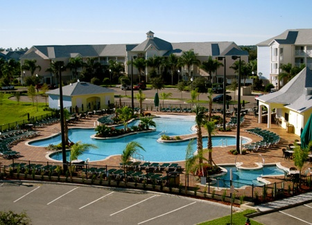 Summer Bay Resort in Orlando -- our January vacation