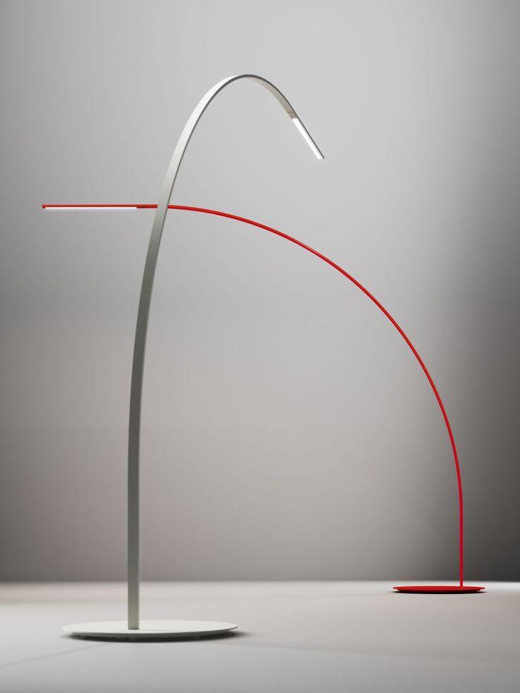 Yumi floor lamp | Fontana Arte (SoHo NYC)