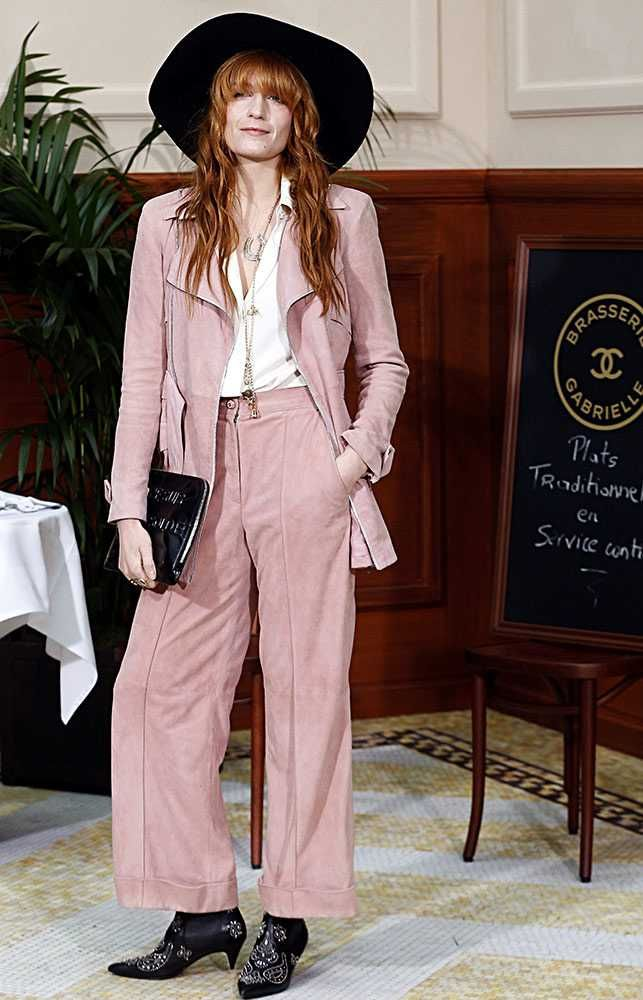 Florence Welch's Style Looks - http://bestcelebritystyle.com/florence-welchs-style-looks/