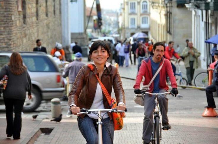 No crean que montando bici van a salvar el mundo
