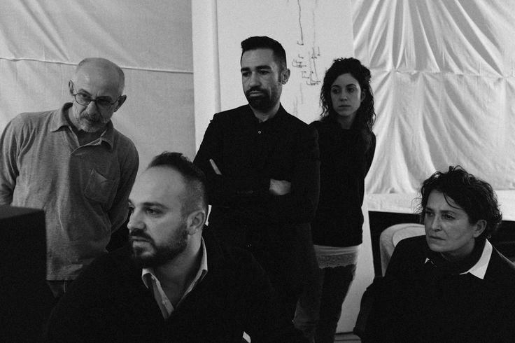 WORK IN PROGRESS: Backstage new collection 2017 Anna Turati art director of Casamilano , Bruno Tarsia stylist, Lorenzo Pennati photo, Chiara & Emilio on set. Stay tuned !