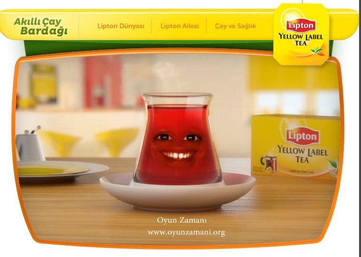 Konusu  http://www.oyunzamani.org/lipton-akilli-cay-bardagi-oyunu.html   Akıllı çay bardağı, aklınızda tuttuğunuzu bulabilmek için, 20 soru soracak ve sizde bu 20 soruya karşı uygun cevabı lipton bardağına vereceksiniz.