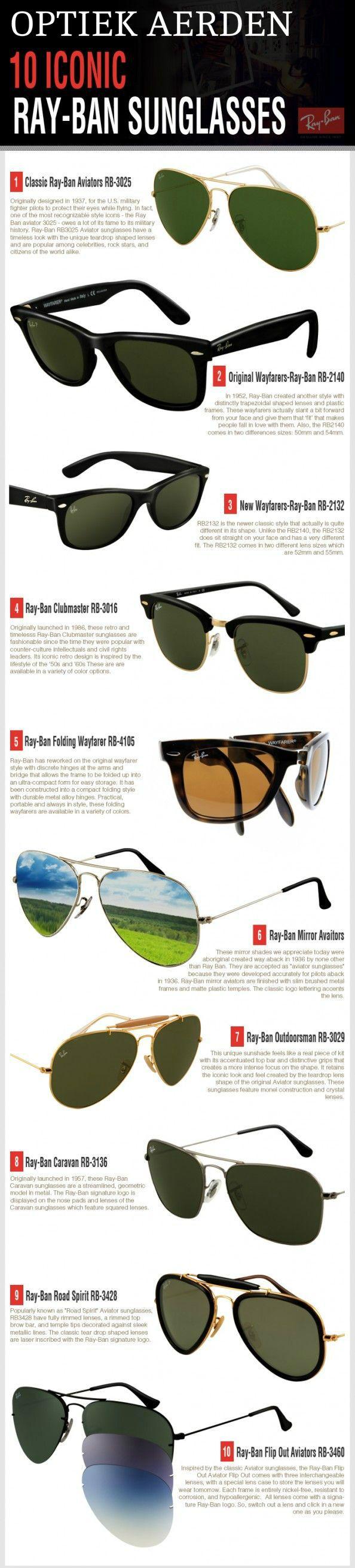 Ray•Ban brillen zijn uitgegroeid tot één van de de meest succesvolle collectie's sinds de herlancering in 2003. Ray•Ban brillen vernieuwen met innovatie en kwaliteit die synoniem zijn met de naam Ray•Ban, en richt zich op stijl en mode met details en vormen die geïnspireerd zijn op de originele zonnebril modellen..... Ray•Ban is de wereldwijde leider in de brillenmarkt en veruit het best verkochte brillen merk in de wereld. Ray•Ban bij Optiek Aerden.