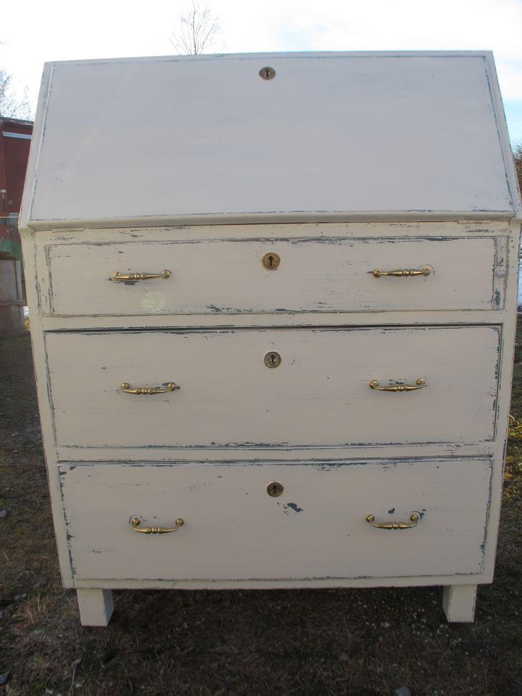 Sekretär Furnitures That I painted in Skattkammaren Pinterest