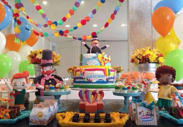 Convites, decorações, bolos, doces e lembrancinhas para uma festa Mundo Bita! Confira essa seleção de lindas ideias!