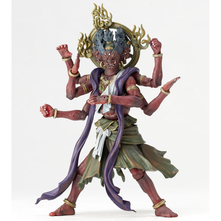 Buddhist heaven and hell demon action figure number 3
