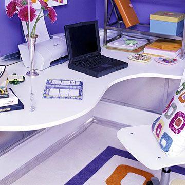 94 best Teen Desks images on Pinterest Home Crafts and DIY