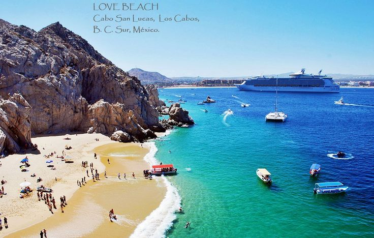Lover S Beach Is An Extensive That Located At Baja California Peninsula In Mexico As One Of Beaches It M
