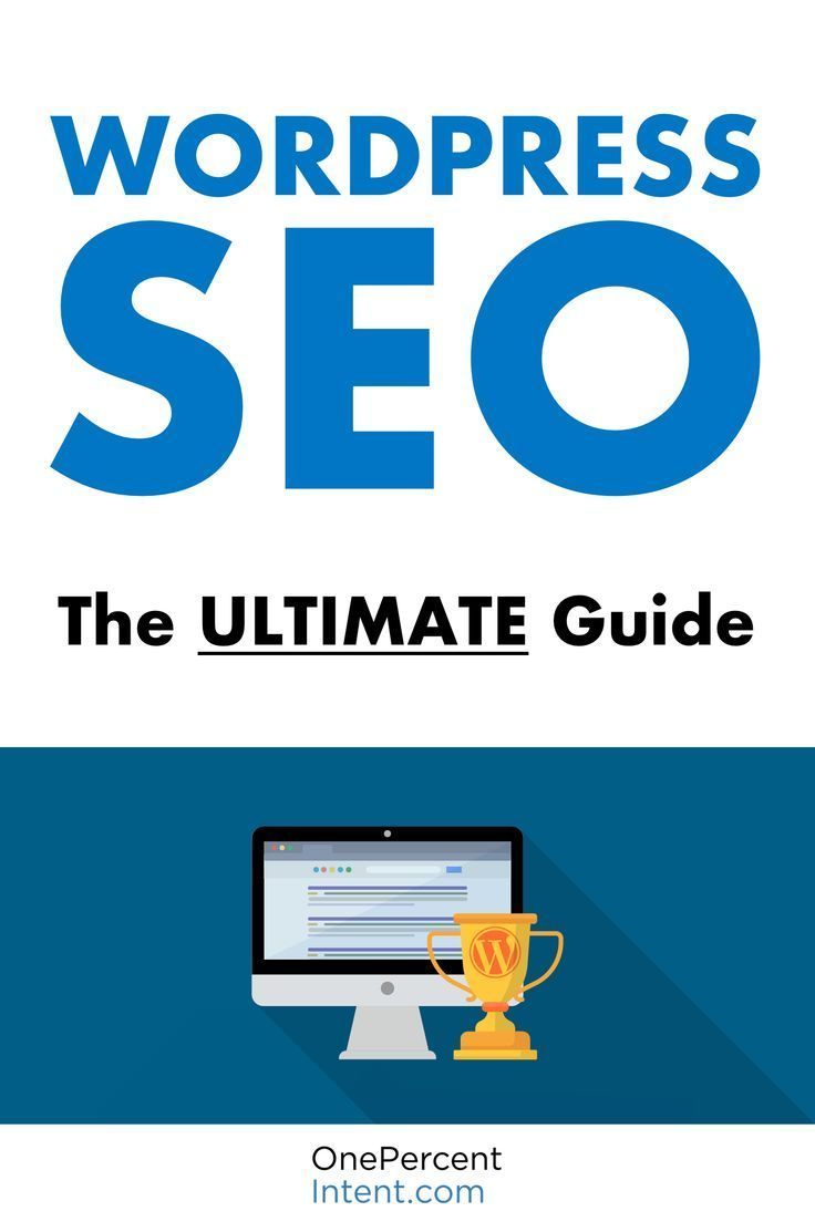WordPress SEO: The Ultimate Guide Website + SEO Search engin