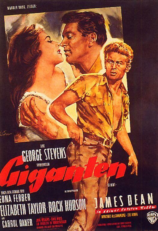 Poster zum Film: Giganten