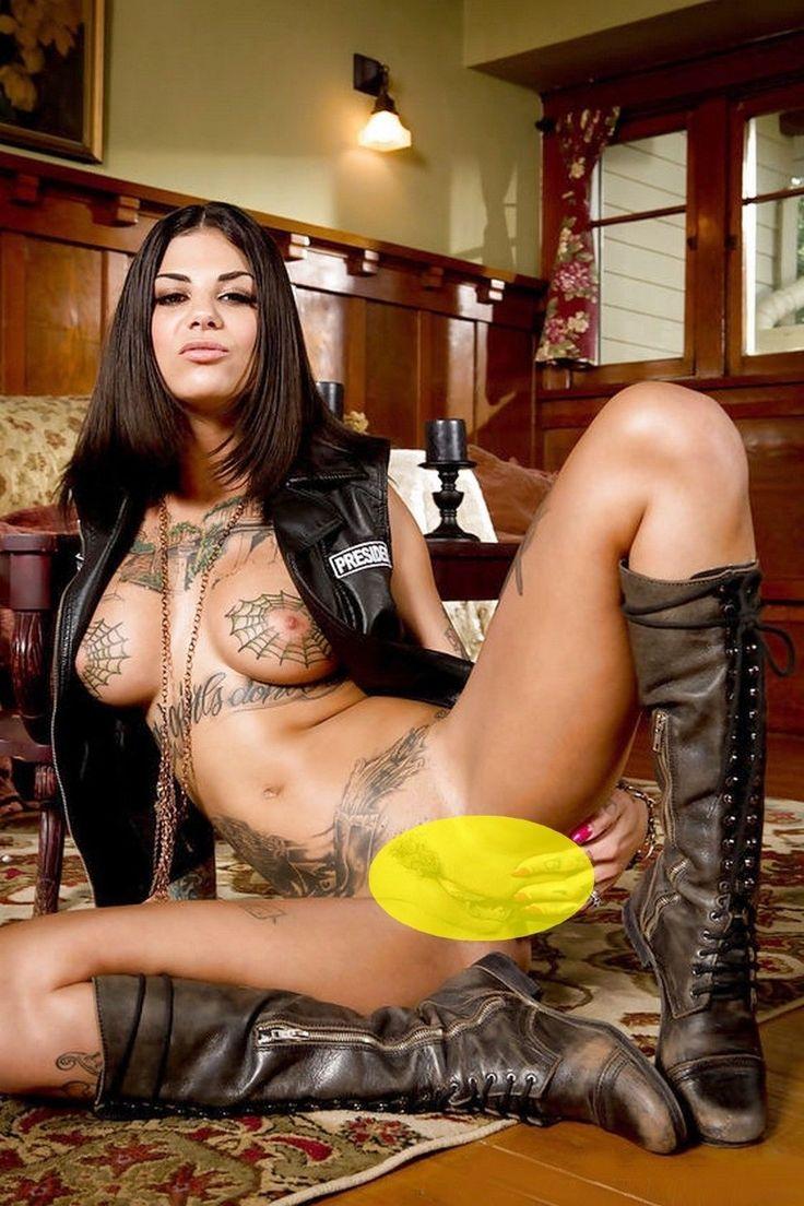 BONNIE ROTTEN TATOO SEXY GLOSSY PHOTO 6 x 9 (15cm x 23cm)#12 | eBay