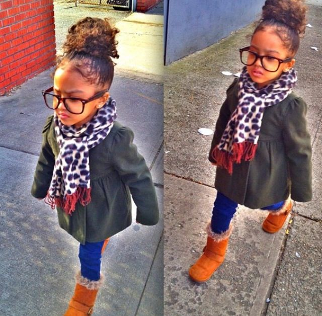 She is so cute just makes me want a little girl I hope our little girl has curly hair like her