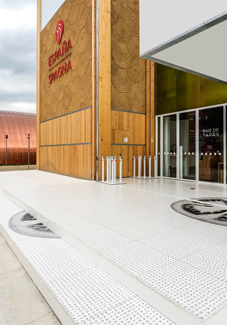 Dekton & Silestone by Cosentino: Spain Pavilion EXPO MILANO 2015 Get more information: http://www.dekton.es/pabellon-espana/