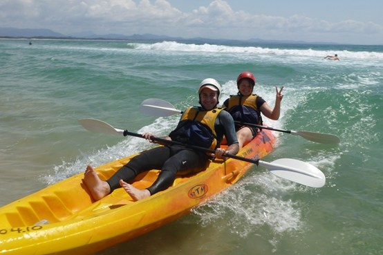 $39.00 Go Sea Kayak Winter Whales Adventure. Imagine kayaking in Byron Bay aboard your super stable sea kayak spotting beautiful Dolphins, Whales and Turtles under the spectacular view of Cape Byron Headland.