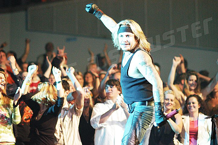 A Vince Neil #Photo for your Motley Crue image of the day. #allbadthings #RIPMotleyCrue #MotleyCrue #VinceNeil