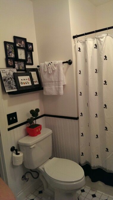 Best 25 Mickey Mouse Bathroom Ideas Only On Pinterest: disney bathroom ideas
